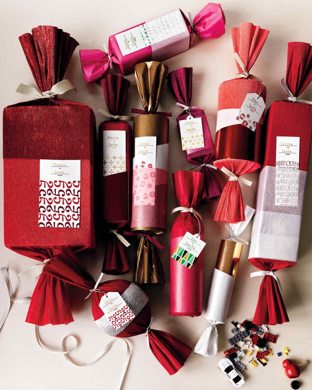 Christmas Cracker-Inspired Crafts | Martha Stewart