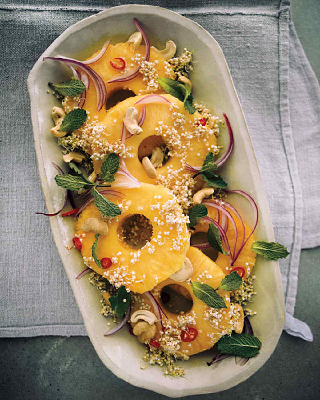 Sprouted Summer Salad