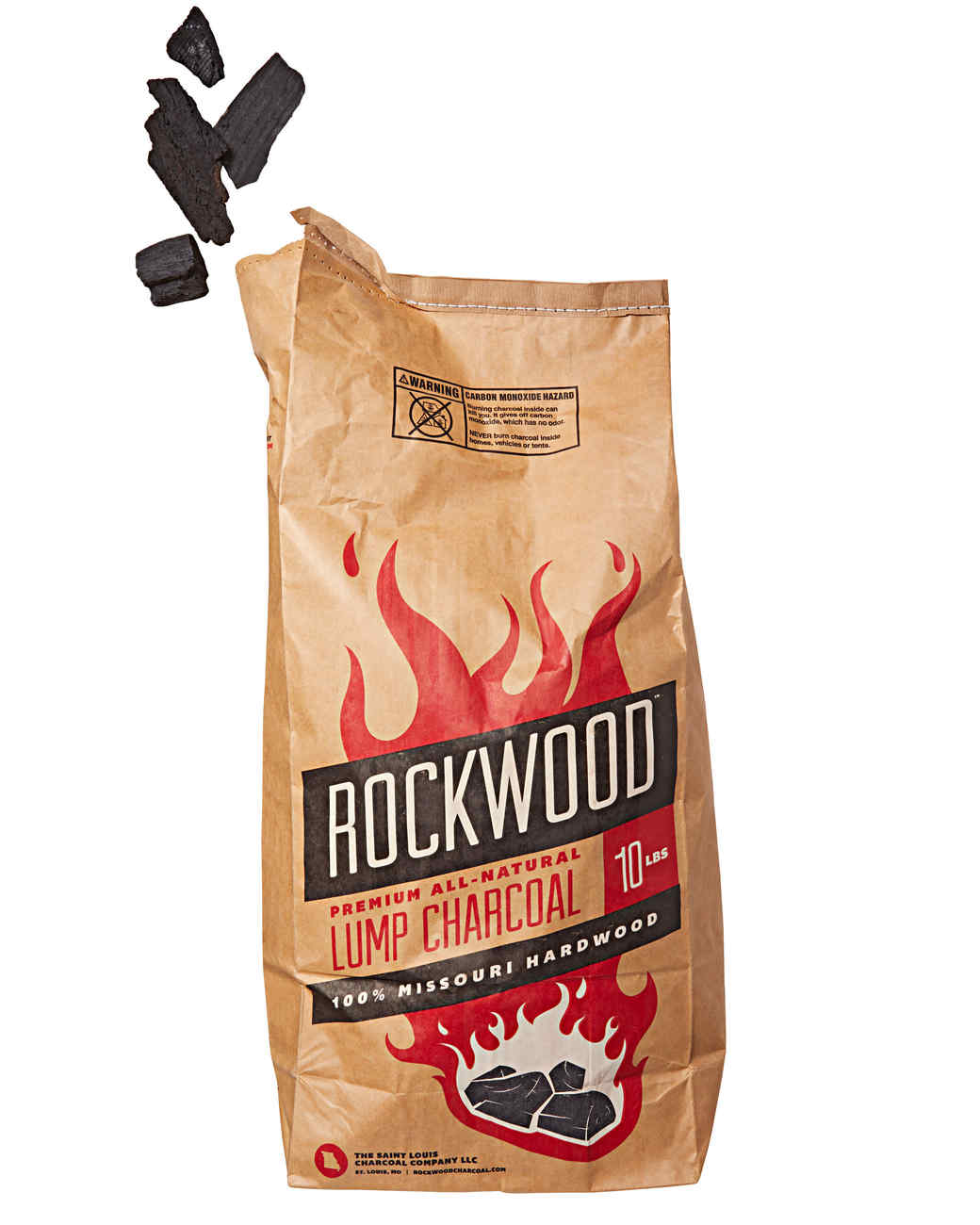 lump charcoal rockwood