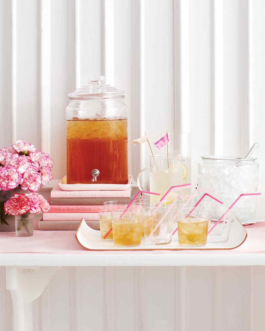 Jack and Jill's Iced Jasmine Tea