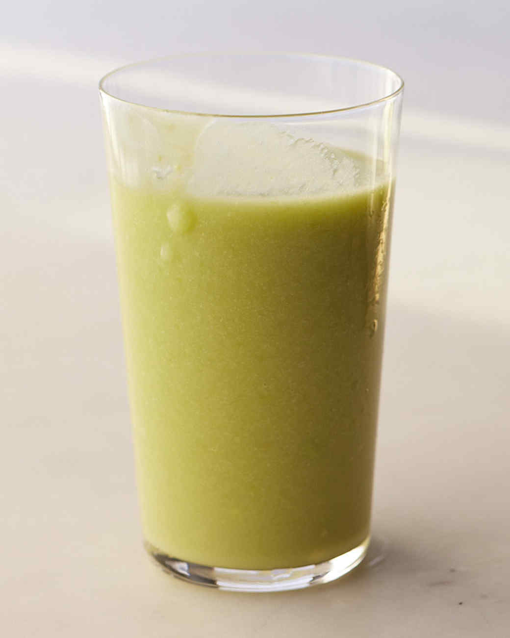 Avocado-Vanilla Smoothie