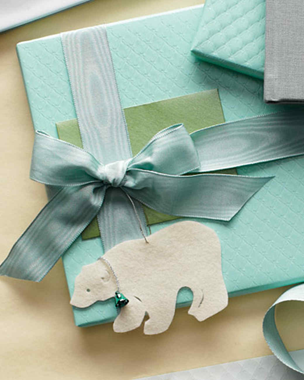 Animal Gift Toppers