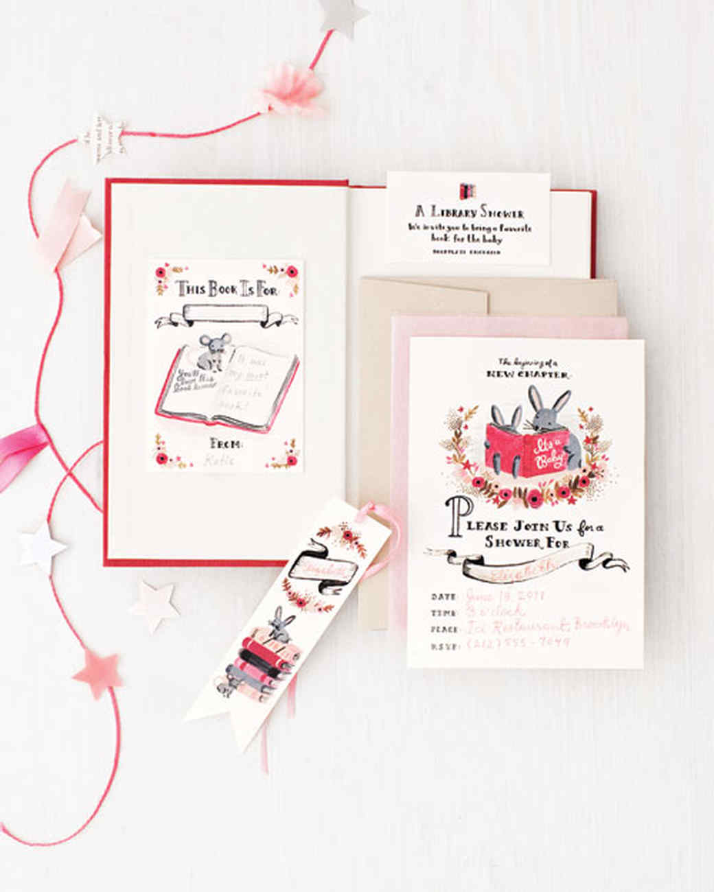 Invitations Clip Art and Templates | Martha Stewart