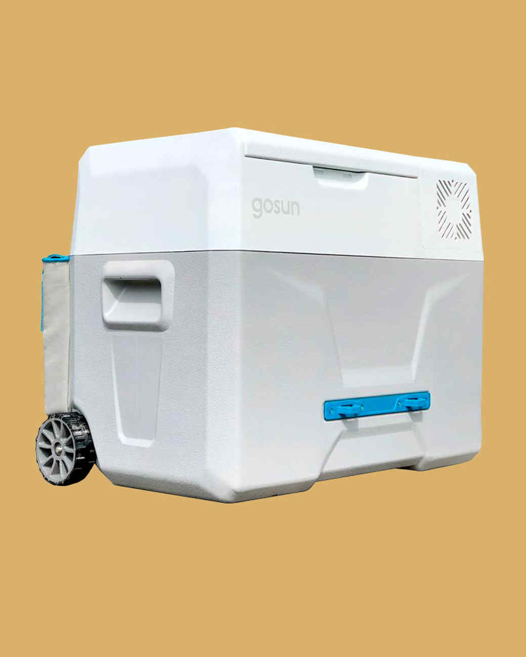 gosun solar-powered chill cooler