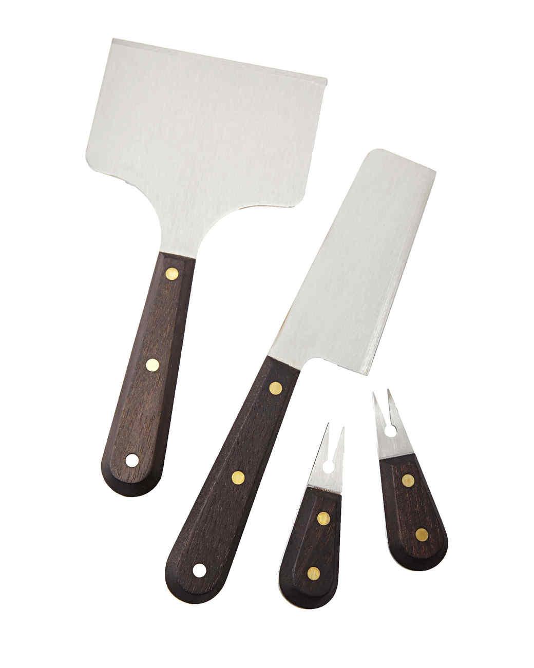 cheese utensils gift guide 2017 kitchen