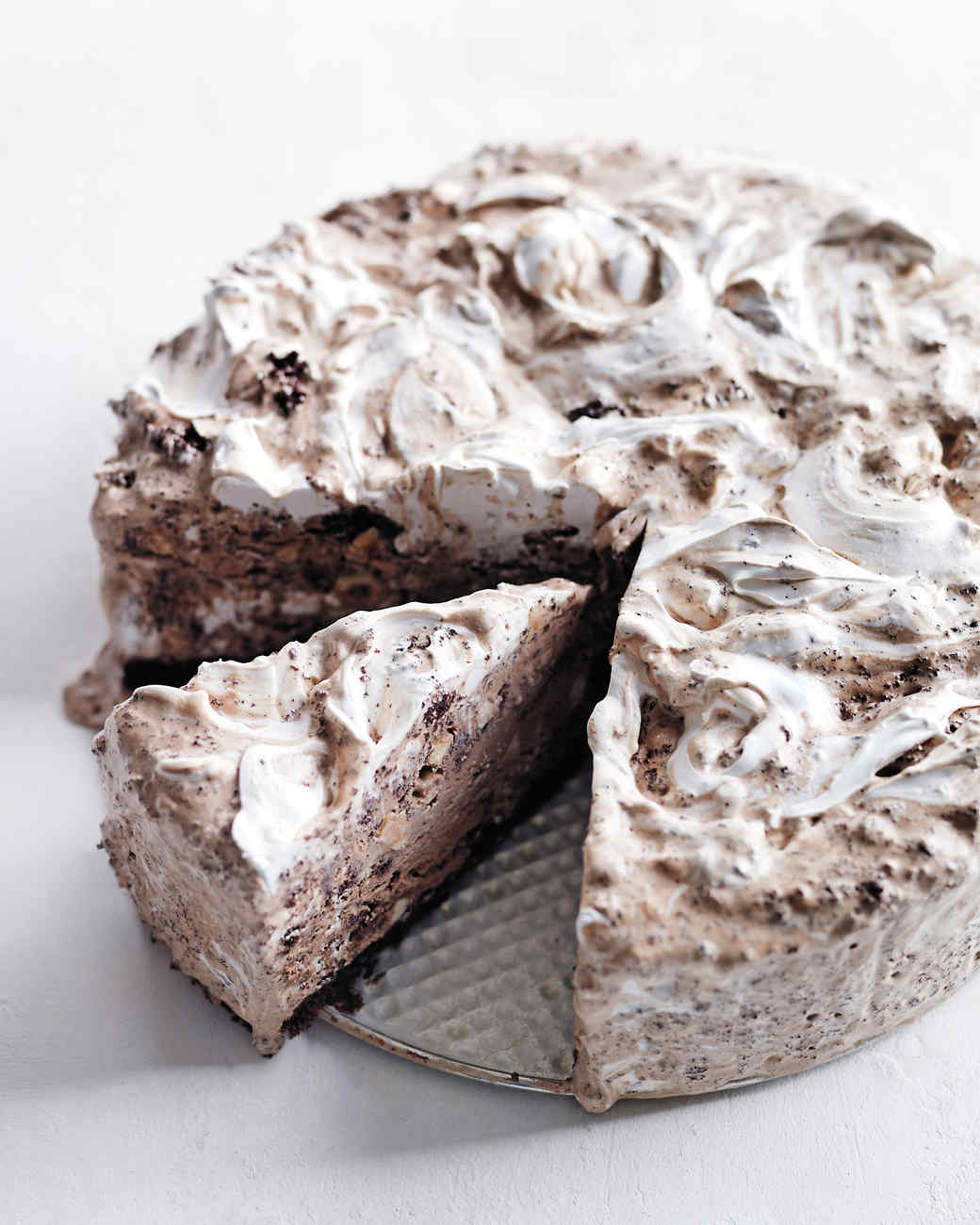 Oreo Homemade Ice Cream Cake