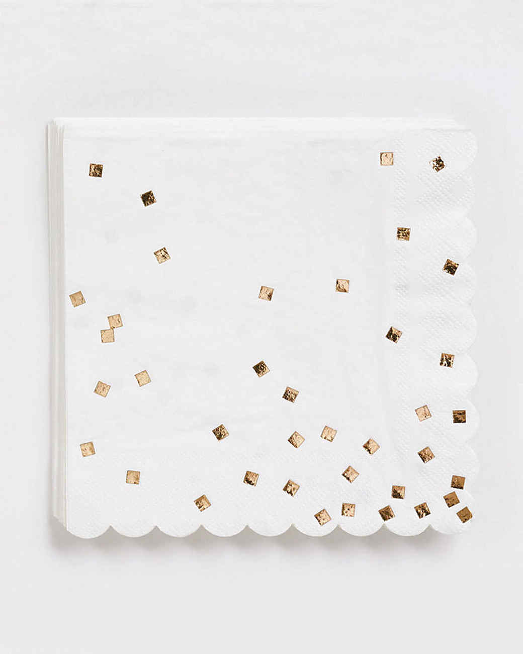 confetti napkins paper source