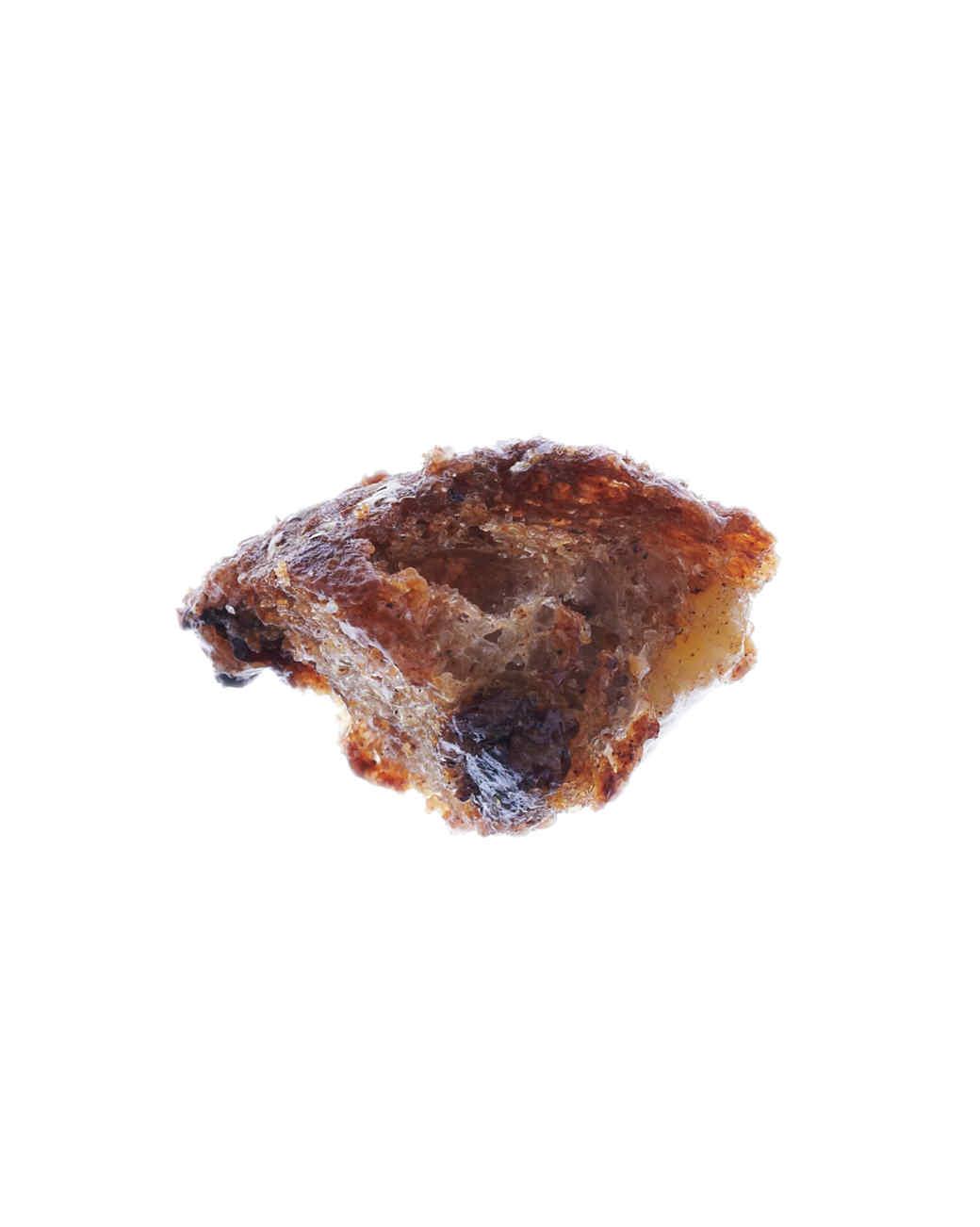 Cinnamon-Raisin Croutons