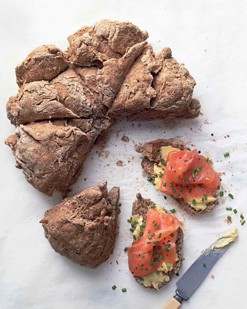 irish style brown bread