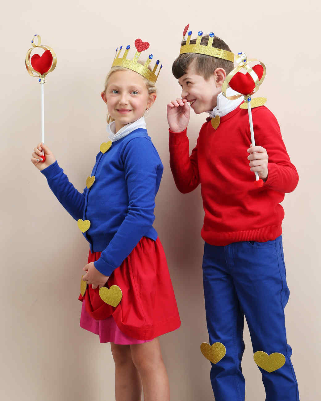 King And Queen Of Hearts Costumes Martha Stewart