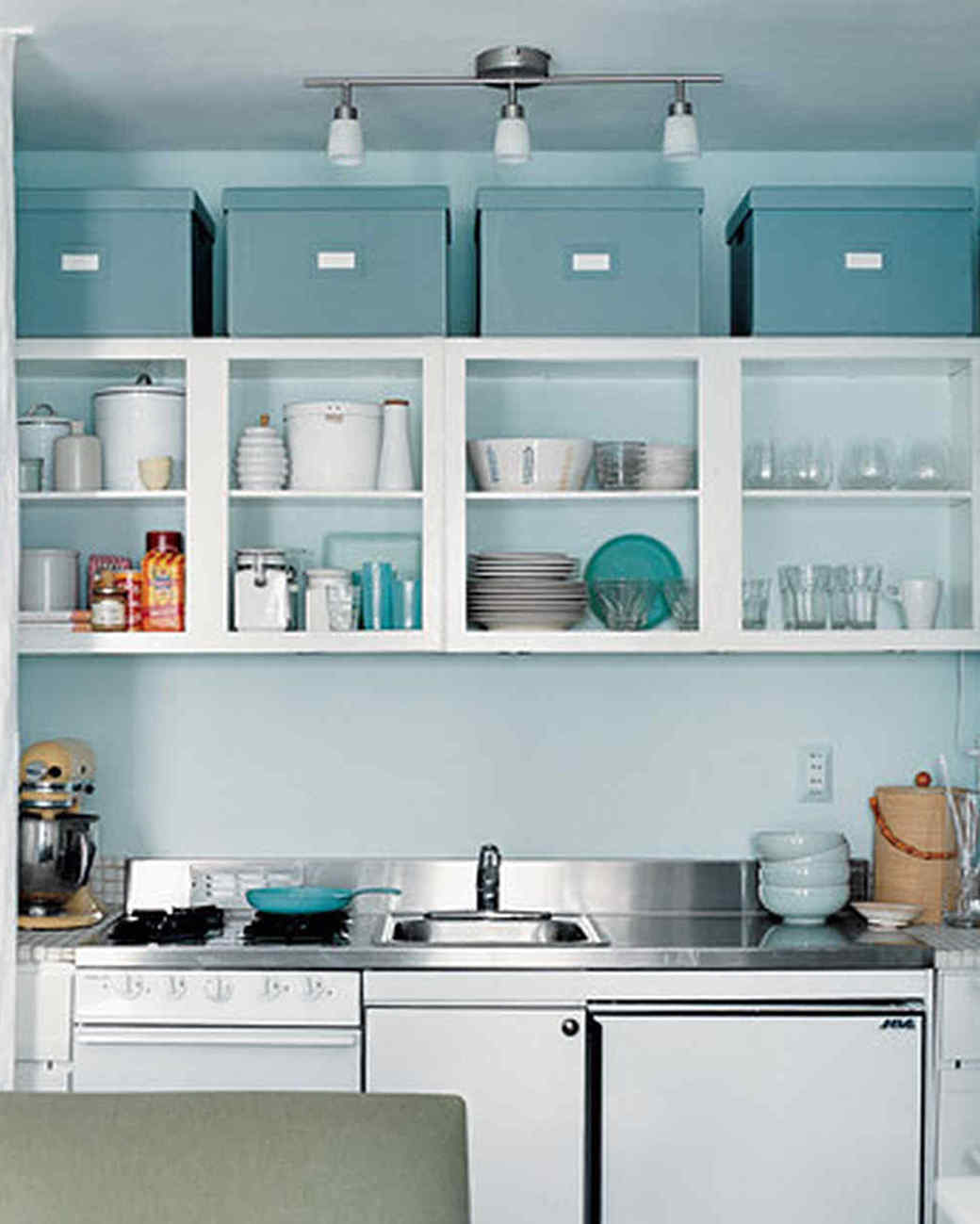 Kitchen Cabinet Design Ideas For Small Spaces: Small Kitchen Storage Ideas For A More Efficient Space