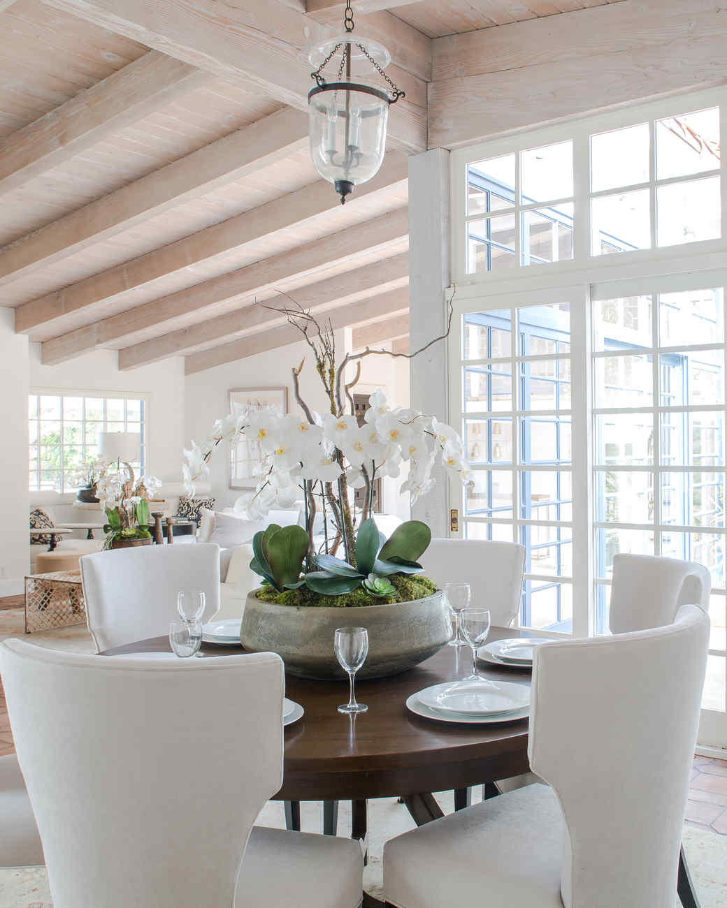 Living And Dining Room: Feast Your Eyes: Gorgeous Dining Room Decorating Ideas