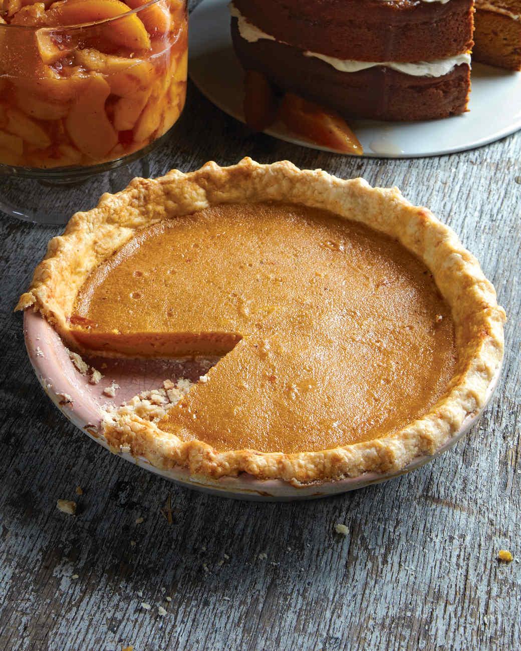 Gabrielle's Honey Pie