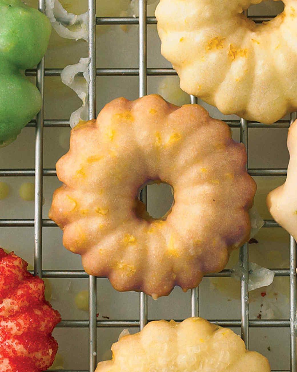 Citrus-Glazed Cookies