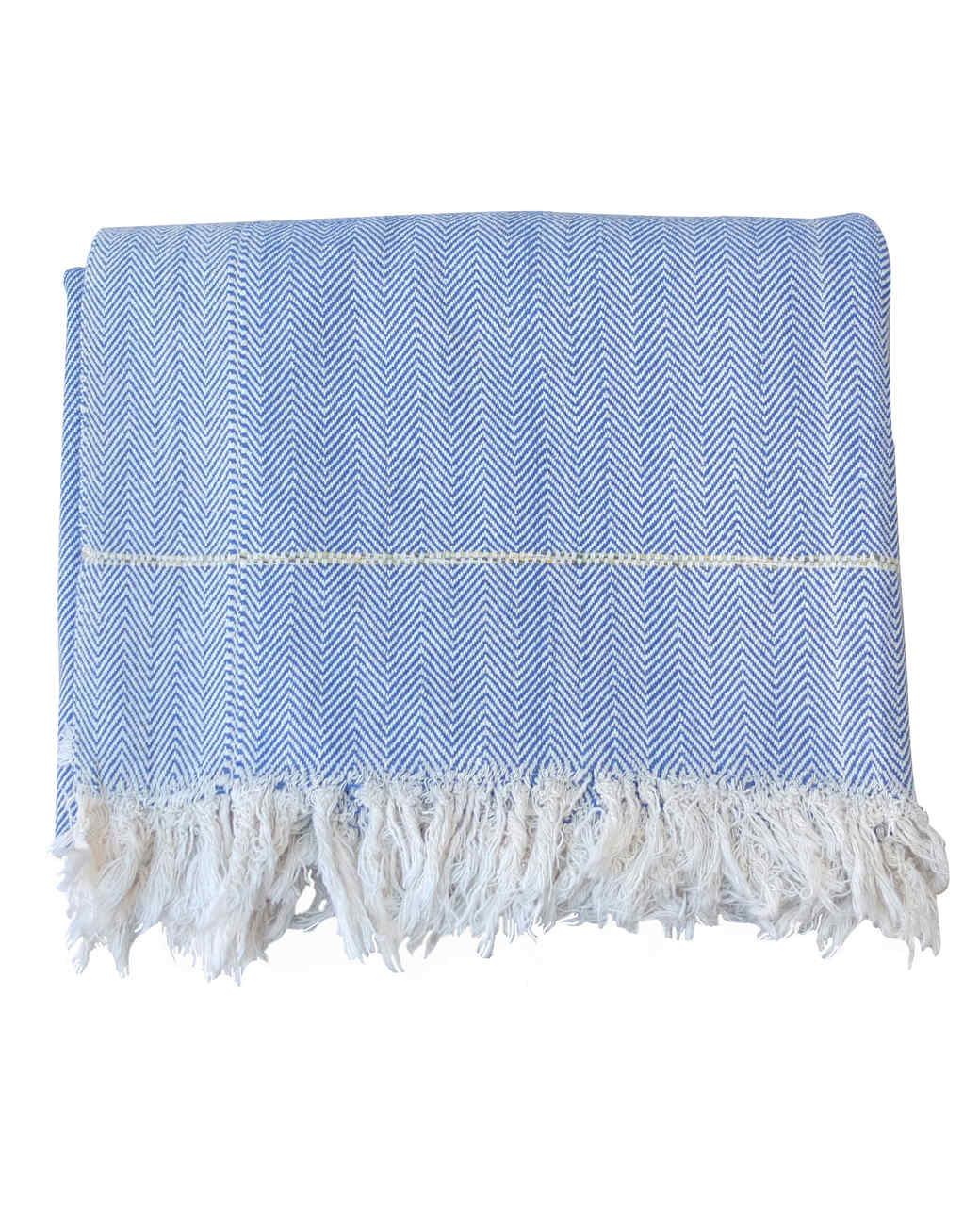 picnic blanket folded