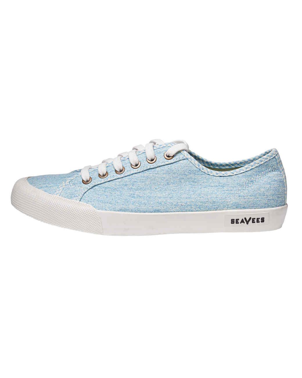 seavees canvas sneakers