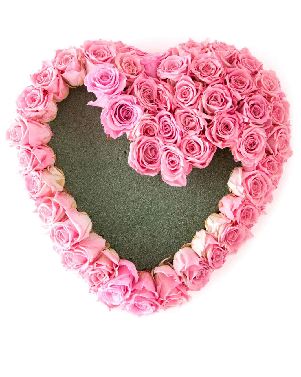 preserved rose heart martha stewart