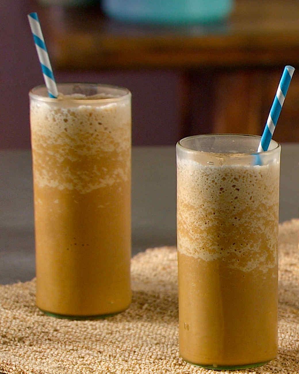 Vietnamese Coffee Shake
