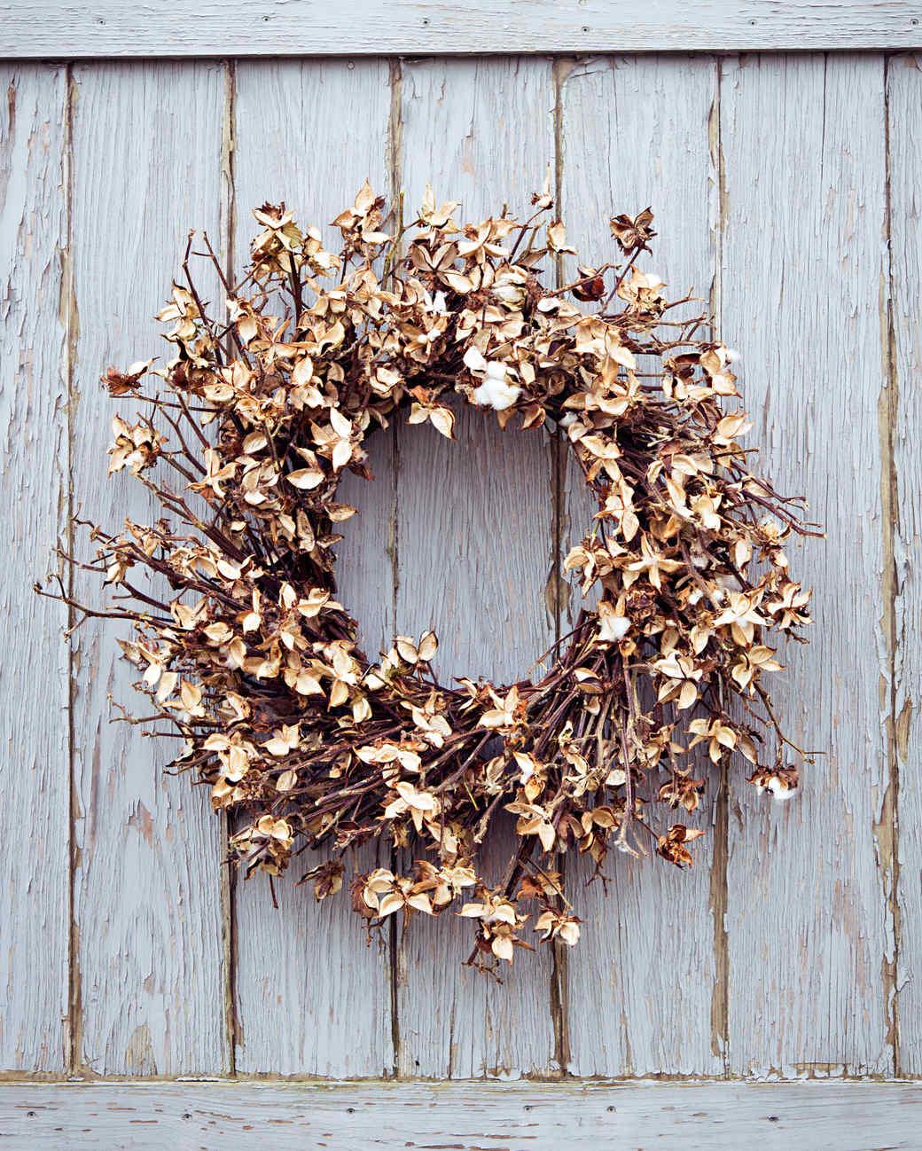 bract wreath