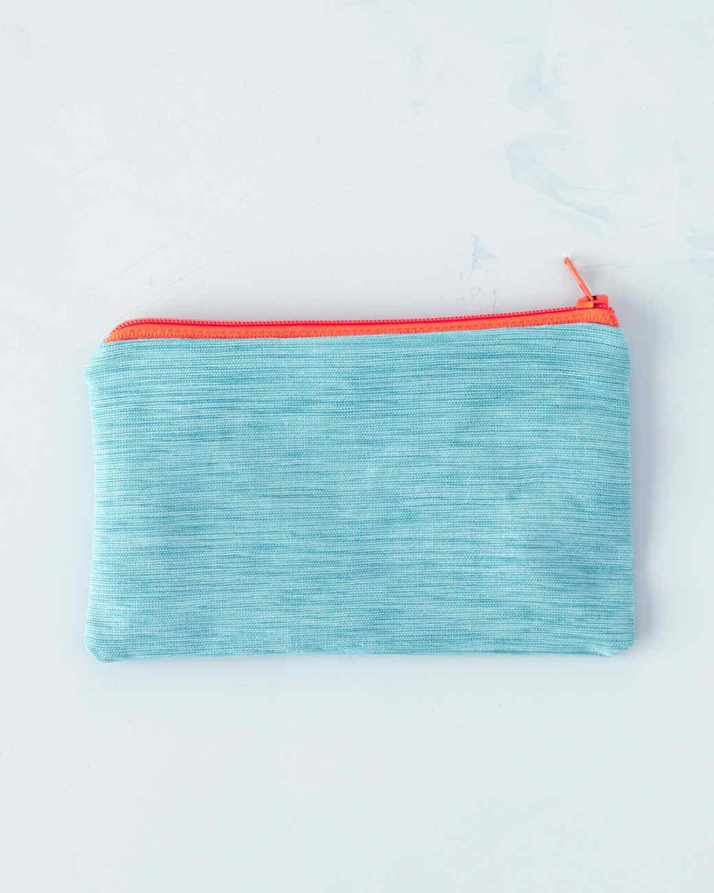 b9f6b9a048e5 Zippered Fabric Pouches