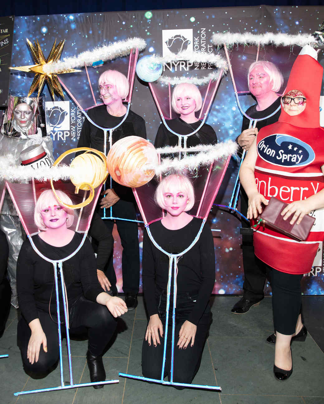hulaween bette midler halloween costumes galaxy cocktails