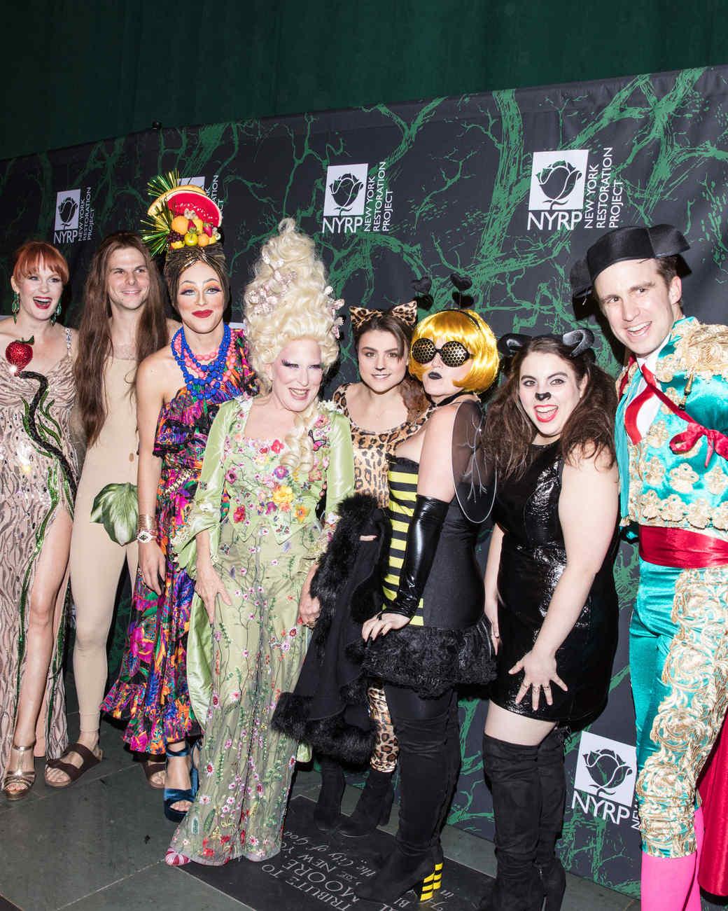 Hulaween gala 2017