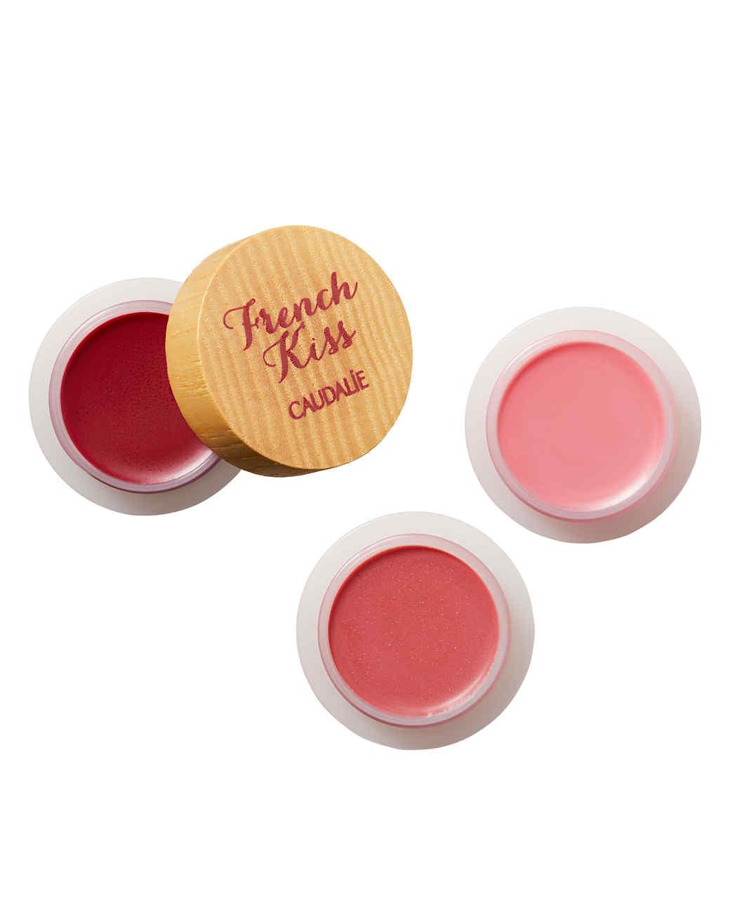 Caudalie French Kiss lip balms