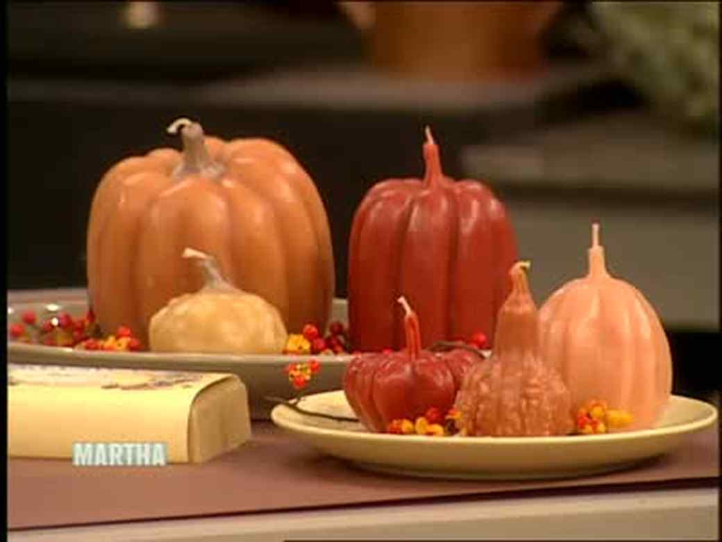 Fall Candle Making with Kelly Ripa