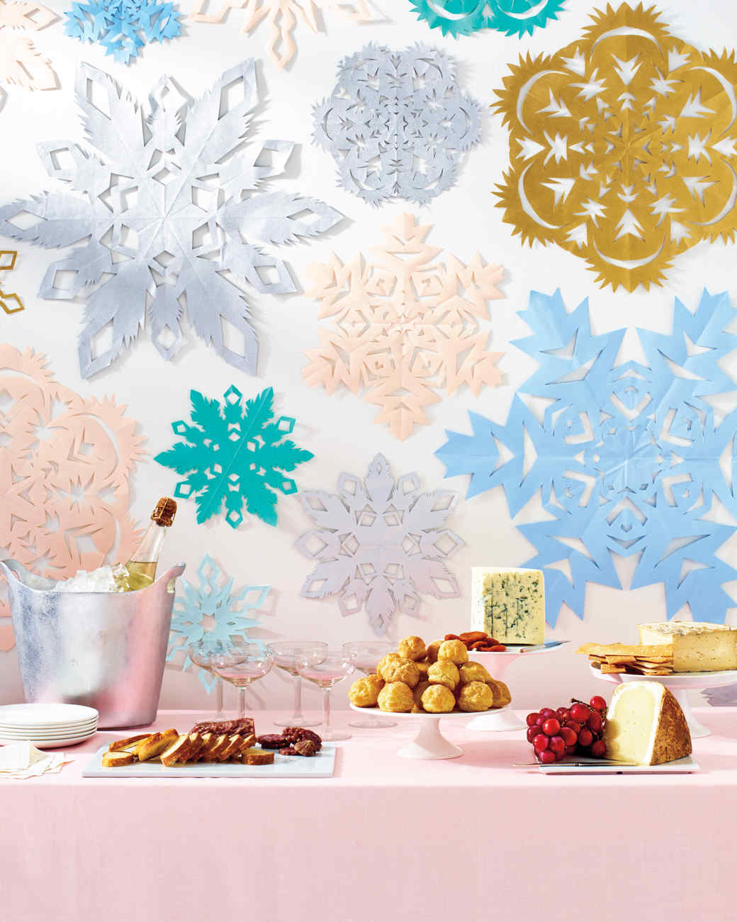Good things for the holidays martha stewart let it snow solutioingenieria Choice Image