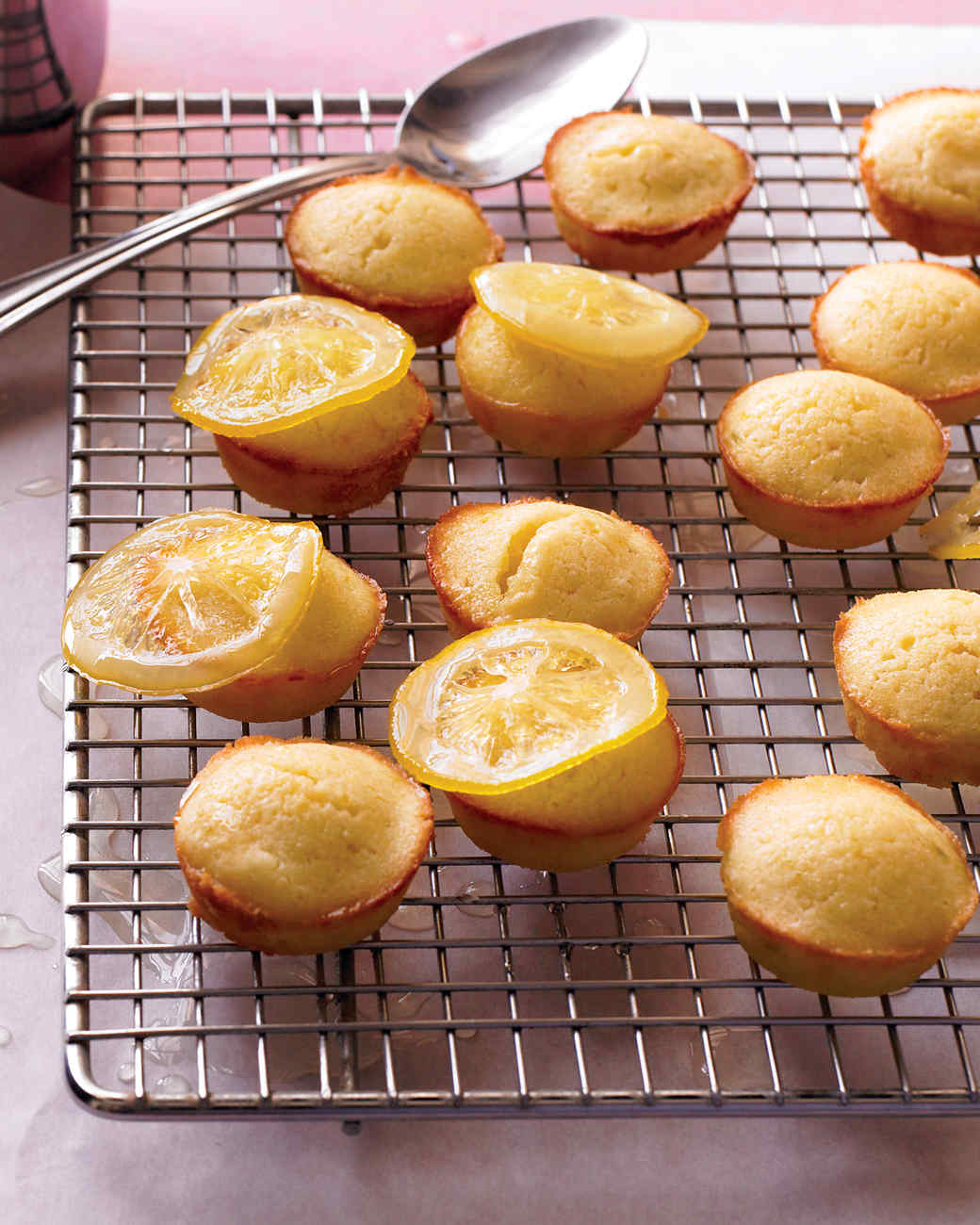 Lemon-Lime Tea Cakes