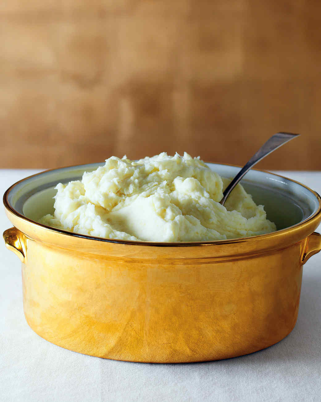 Easy Horseradish Whipped Potatoes