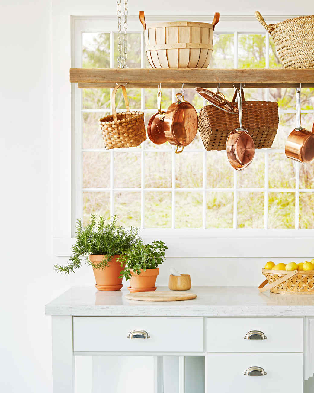 Kitchen Storage & Organization | Martha Stewart