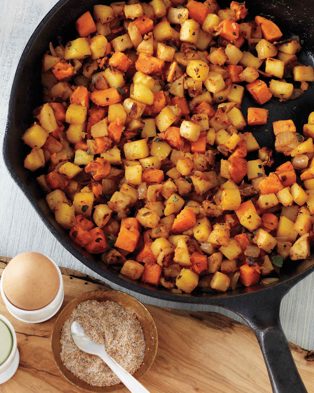 Apple-and-Root-Vegetable Hash