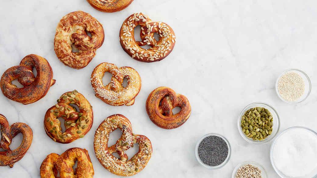 soft pretzels rh marthastewart com