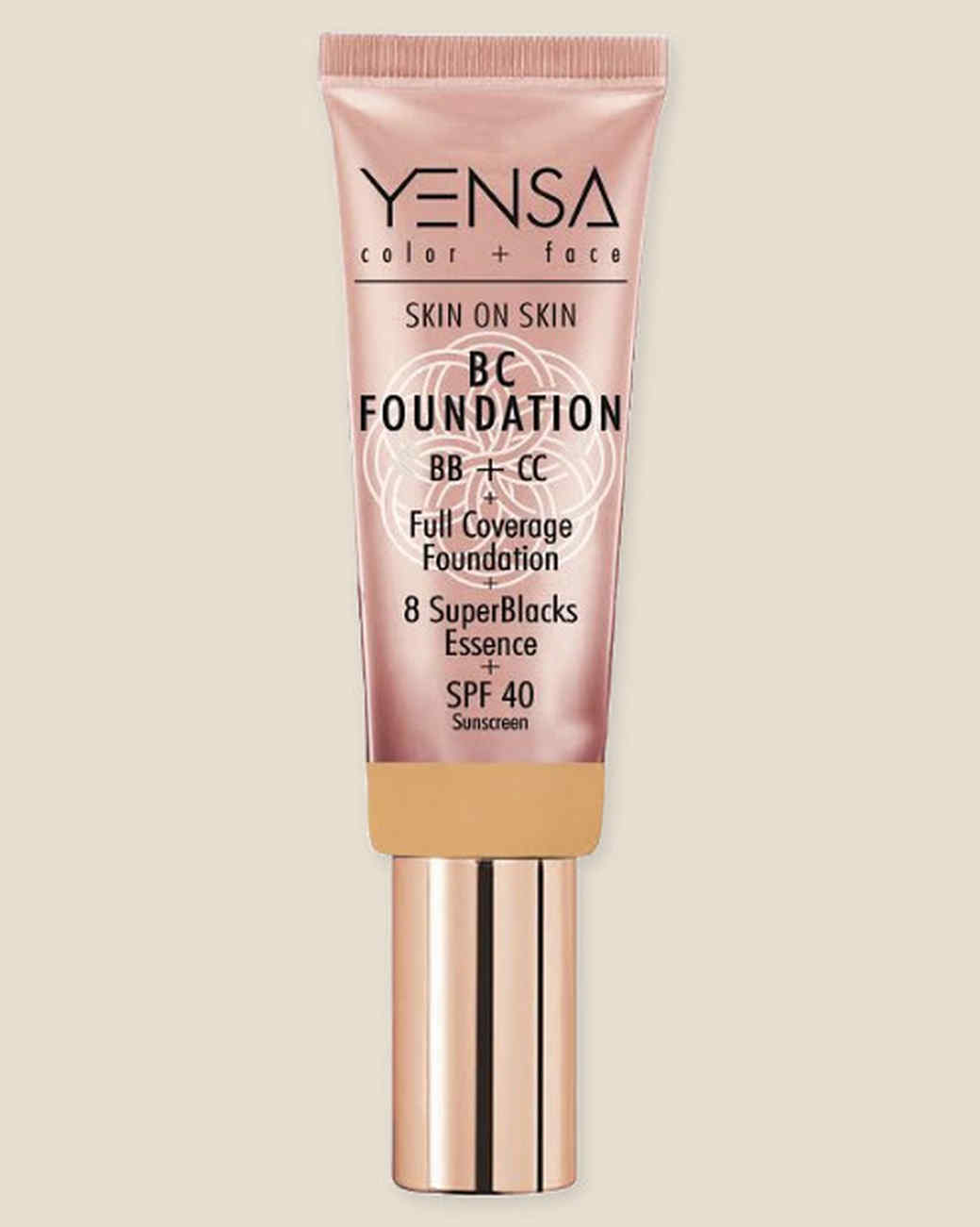 yensa tinted moisturizer