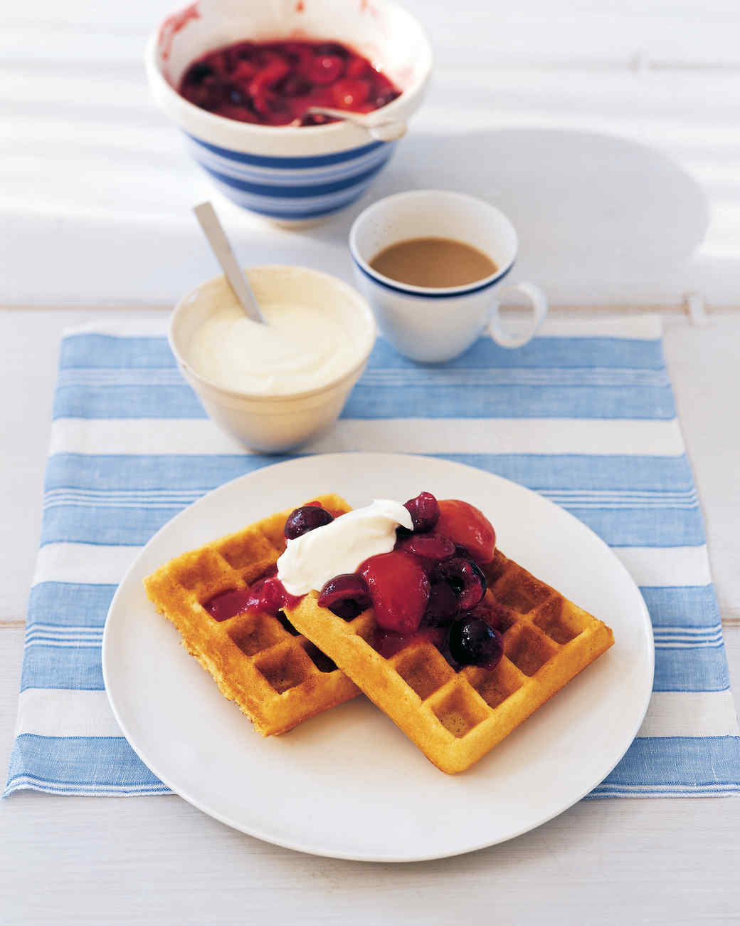 Breakfast Menu Ideas to Kickstart Your Morning | Martha ...