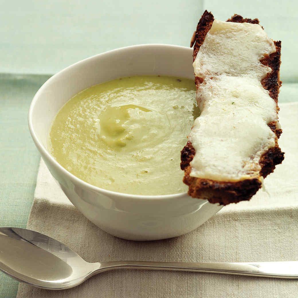 Easy Cream of Asparagus Soup
