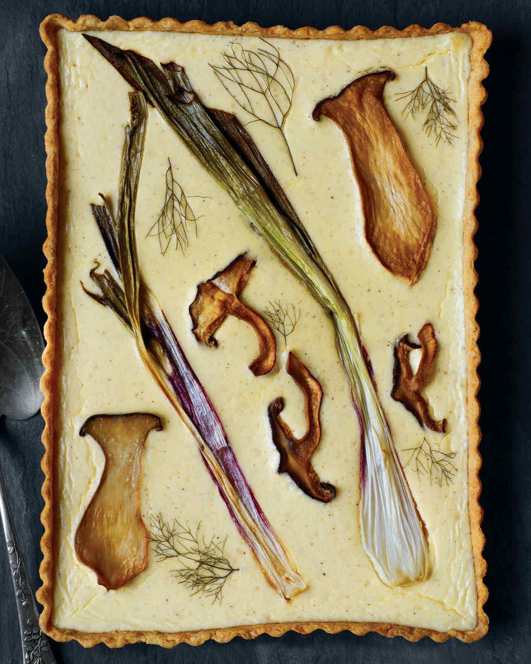 Fungus Tart