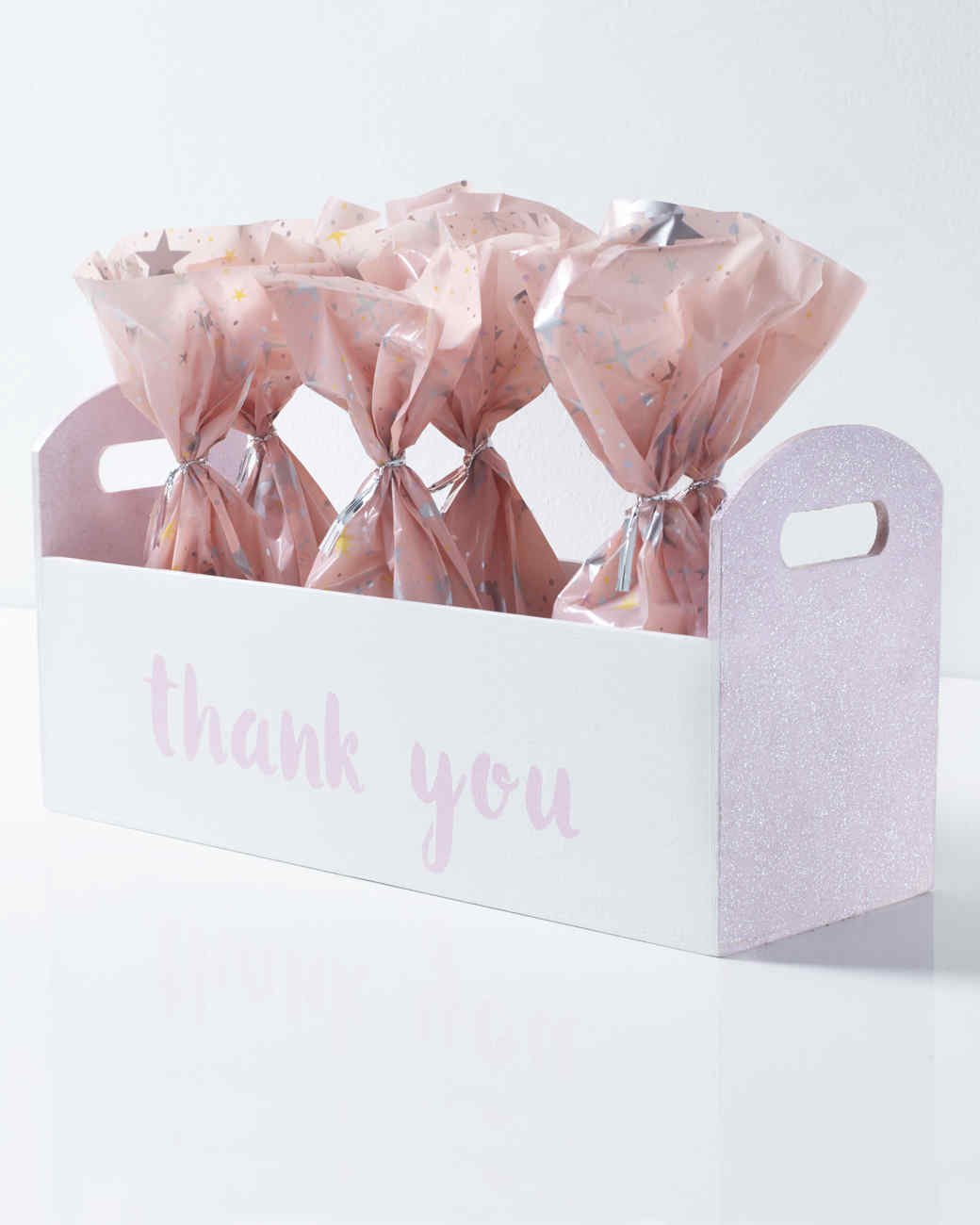 Fairy Party Favor Caddy | Martha Stewart