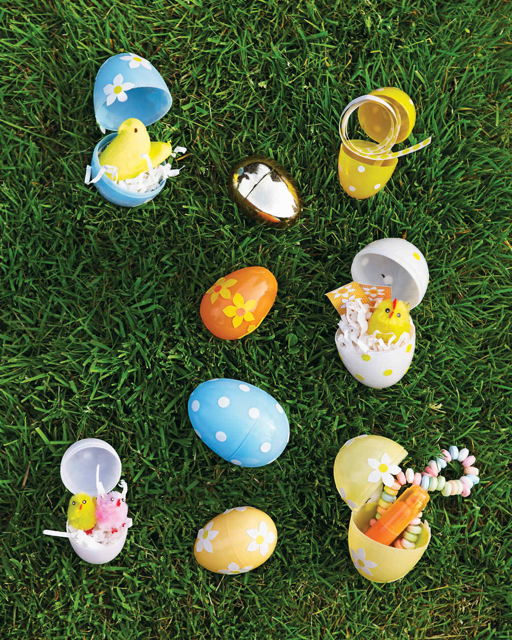 Easter egg hunt martha stewart for Easter egg ideas