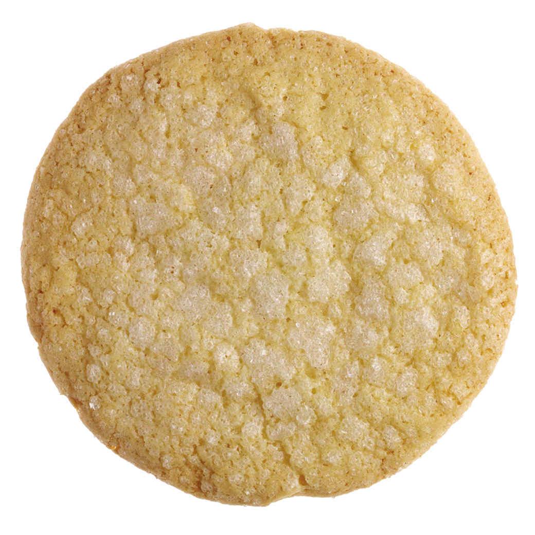 Old Fashioned Lemon Sugar Cookies