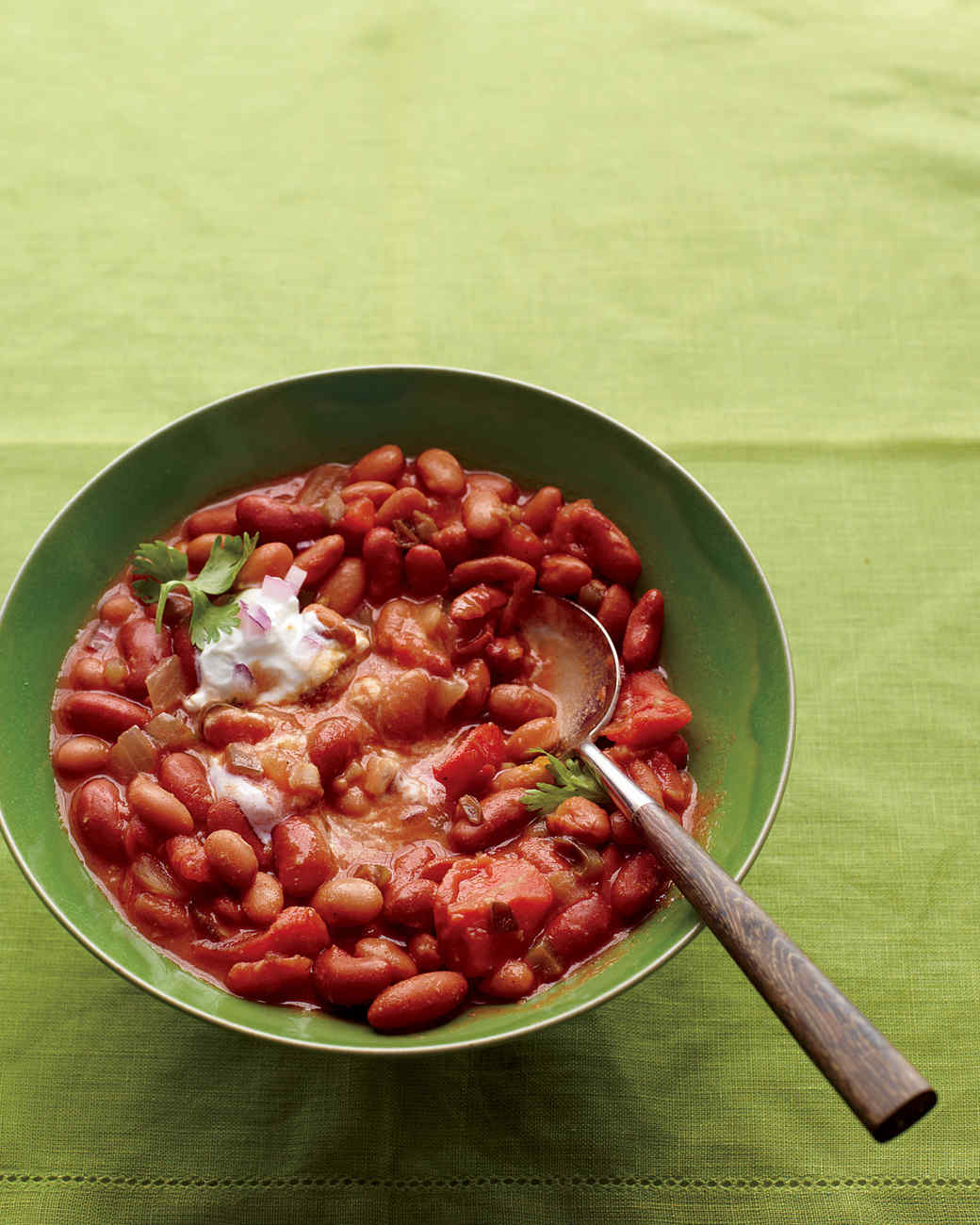 Sam's Vegetarian Bean Chili