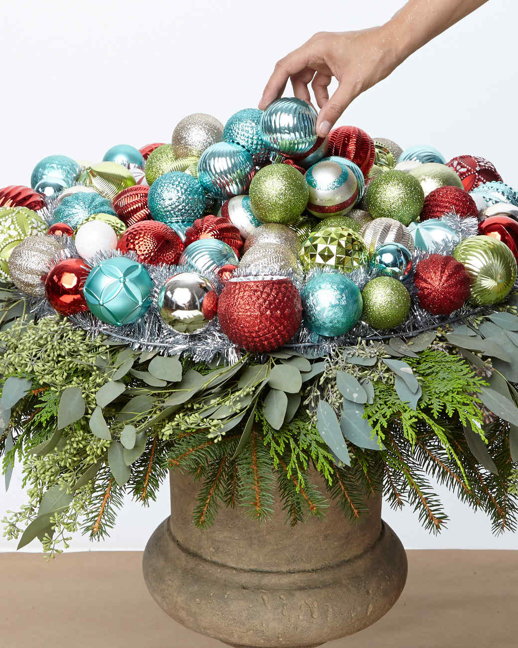 Martha Stewart Christmas Decoration Part - 43: Christmas In A Box: A No-Excuses Holiday Decorating Guide | Martha Stewart