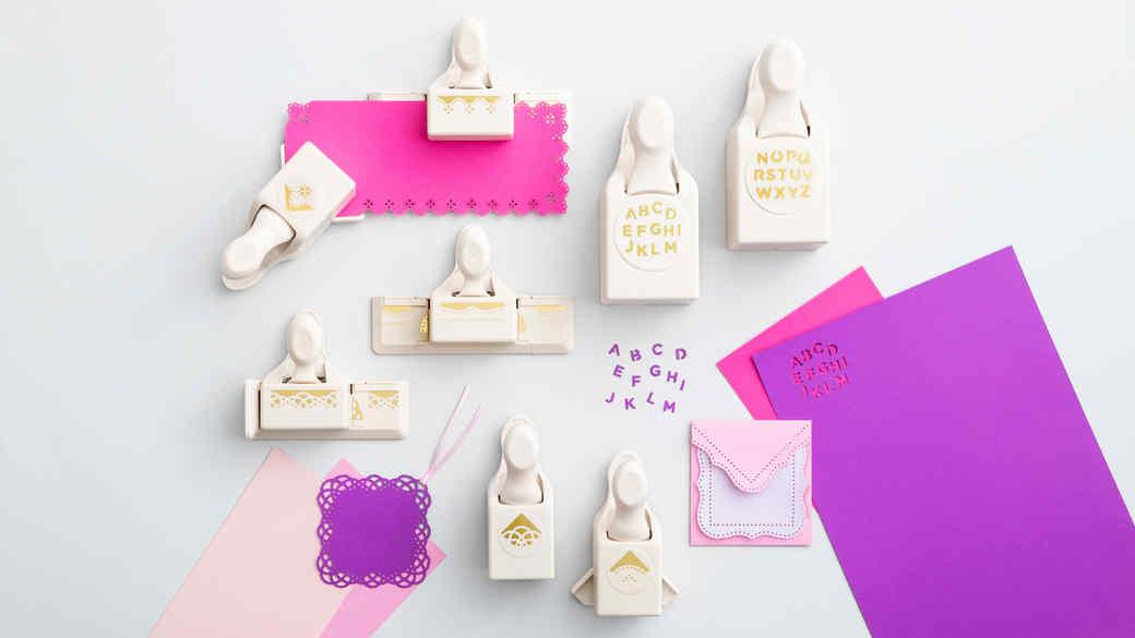 martha stewart crafts paper punches