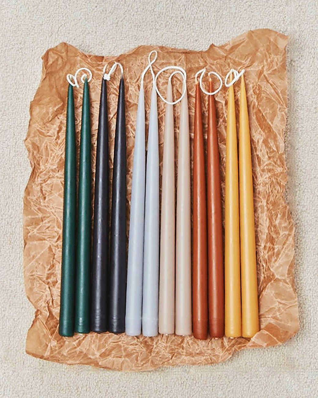 danica candle sticks