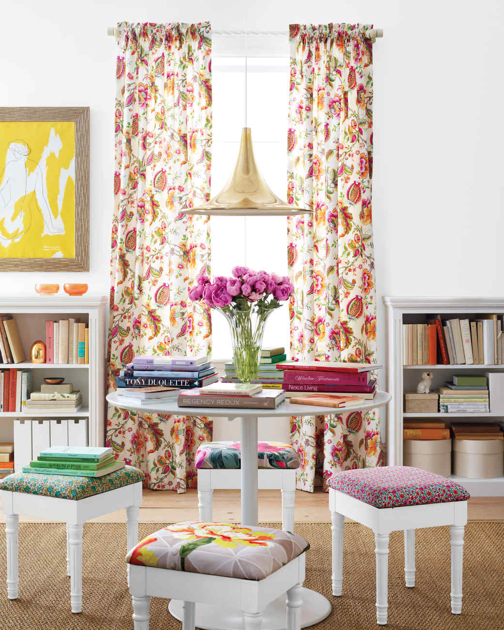Floral Decorating Ideas Martha Stewart