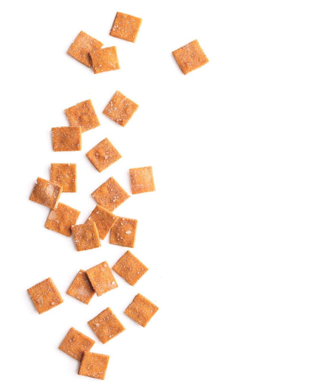 Gluten-Free Smoky Crackers