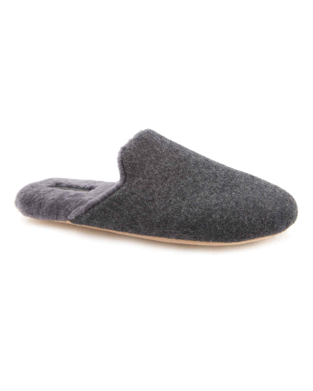vince cashmere slippers