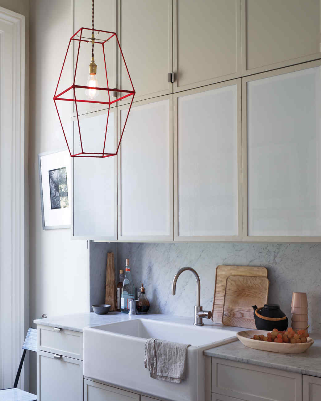Lamp and shade projects martha stewart photography lucas allen aloadofball Choice Image
