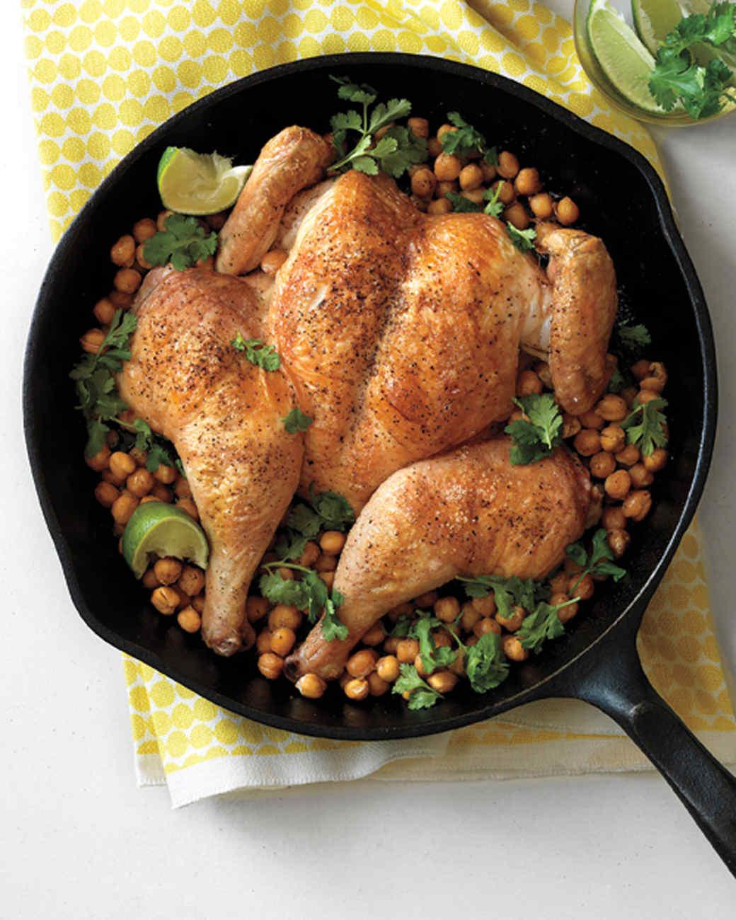 Our Favorite Roast Chicken Recipes Martha Stewart